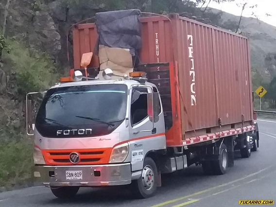Foton Aumark Bj5081 Camión Estacas