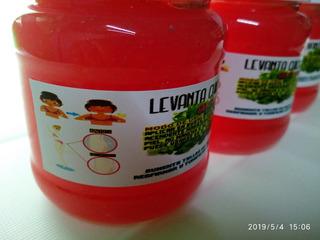Gel Fenogreco Rojo Original 12 Piezas Envío Gratis
