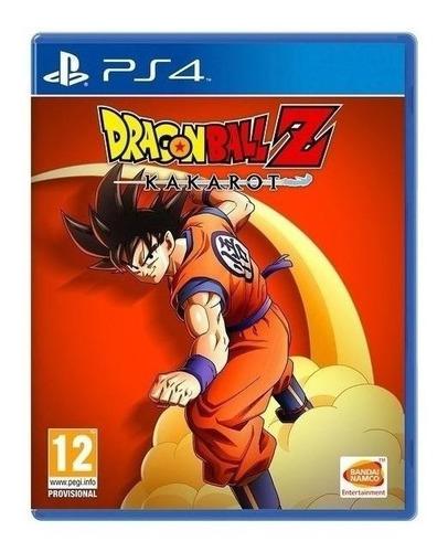Imagen 1 de 4 de Dragon Ball Z: Kakarot Standard Edition Bandai Namco PS4  Físico