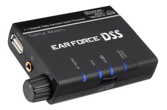 Acessório Headset - Turtle Beach Ear Force Dss 7.1 Surround
