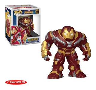 Funko Pop Marvel Avengers Infinity War Hulkbuster 6