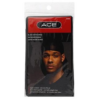 Goody Ace Nylon Durag, Black