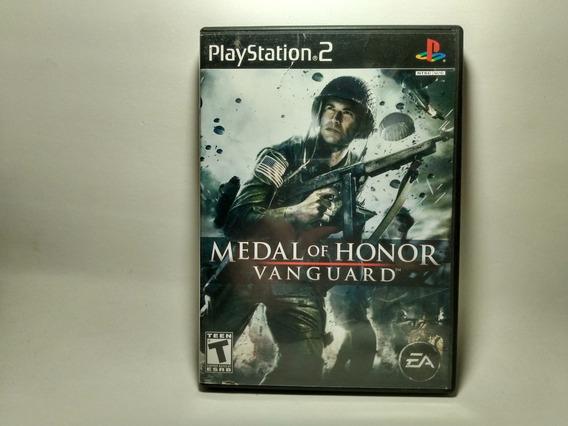 Medal Of Honor Vanguard - Original Americano - Ps2