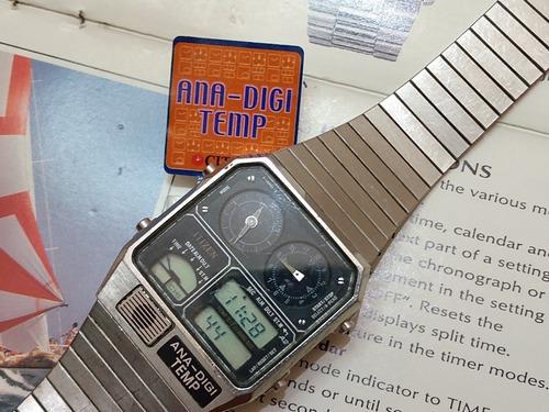Citizen 8982 Ana Digi - Série Prata