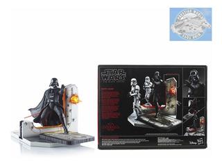 Disney Star Wars Black Series Centerpiece Darth Vader Led!!