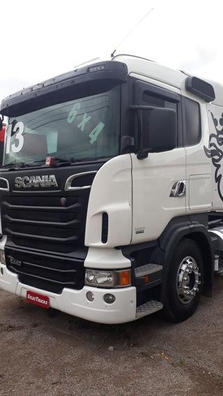 Scania R 440 6x4 2013 = Selectrucks = Fh 440 = Fh 460