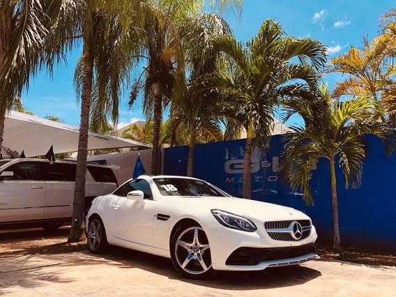 Mercedes-benz Clase Slc 300 2.0