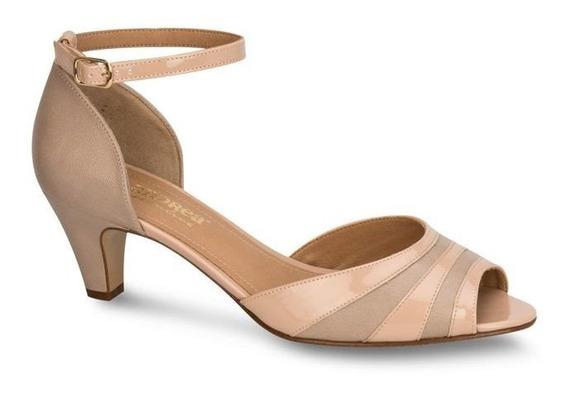 Zapato Dama Ejecutiva Casual Zapatilla Mujer Doble Ancho