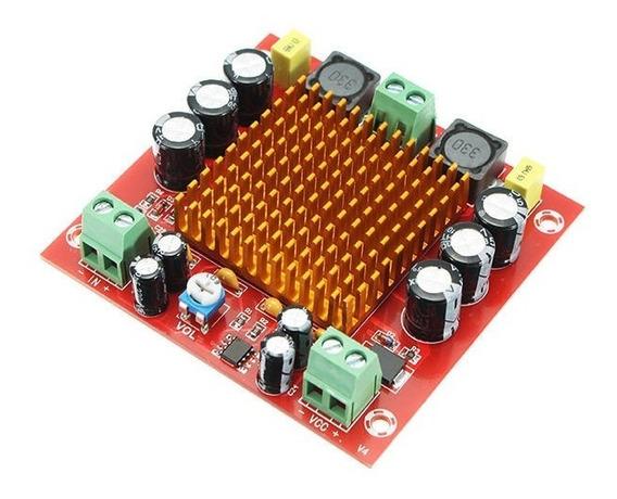 Modulo Amplificador De Audio Mono 150w Rms Tpa3116da - Clase D