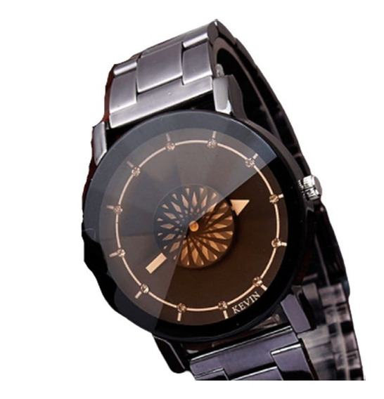 Promoção Relógio Feminino Masculino Original Barato Aço Luxo