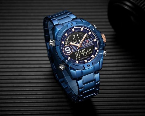 Relógio Esportivo Naviforce 9146s Lançamento!!!!
