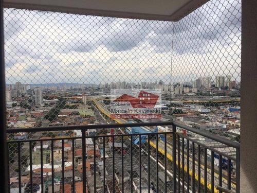 Imagem 1 de 17 de Apartamento Com 2 Dormitórios À Venda, 55 M² Por R$ 540.000,00 - Ipiranga - São Paulo/sp - Ap12091