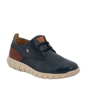Zapato Casual Hush Puppies Piel Antiderrapante 180754