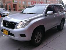 Toyota Prado Tx Mod. 2012 Blindada