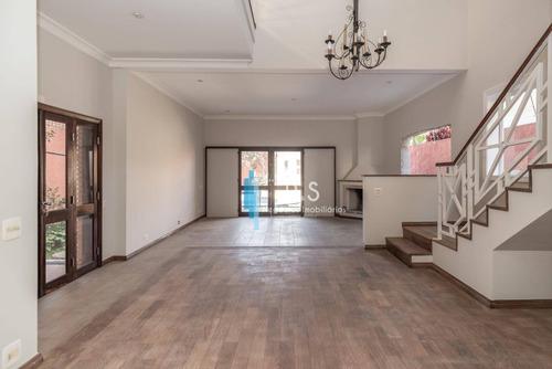 Casa Com 3 Dormitórios À Venda, 259 M² Por R$ 1.500.000,00 - Morumbi - São Paulo/sp - Ca0534