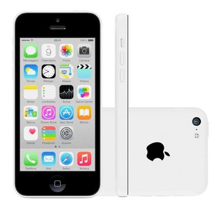 Smartphone Apple iPhone 5c 8gb Ios 7 Câmera 8 Mp | Vitrine