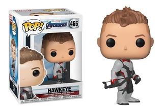 Funko Pop Marvel Avengers Endgame Hawkeye 466 Nuevo Original