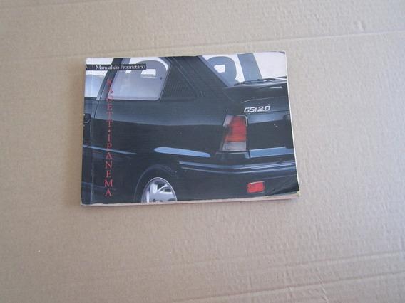 Manual Do Kadet Gsi - Ano 1993