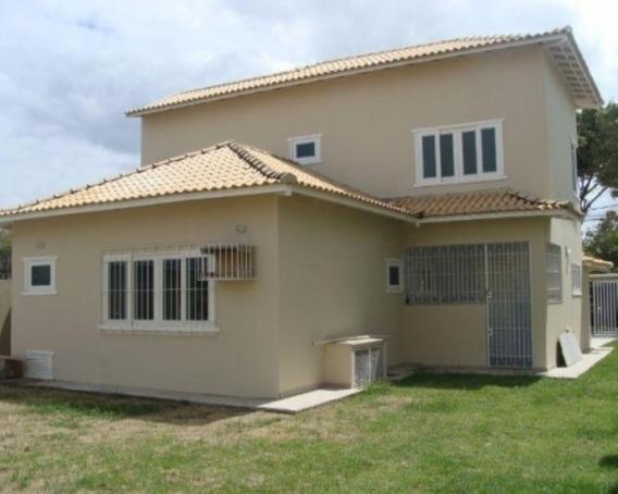 Casa 04 Quartos No Mirante Da Lagoa - V074 - 32069989