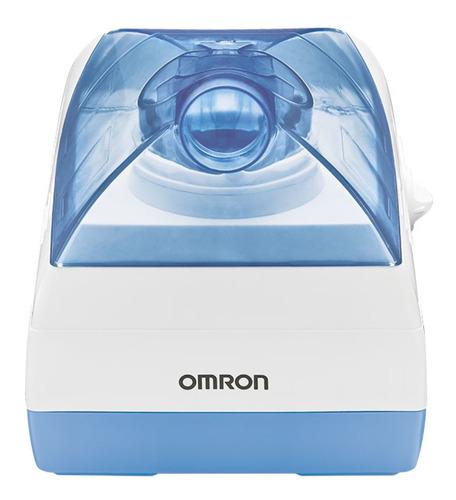 Nebulizador ultrassônico Omron Respiramax branco 100V/240V