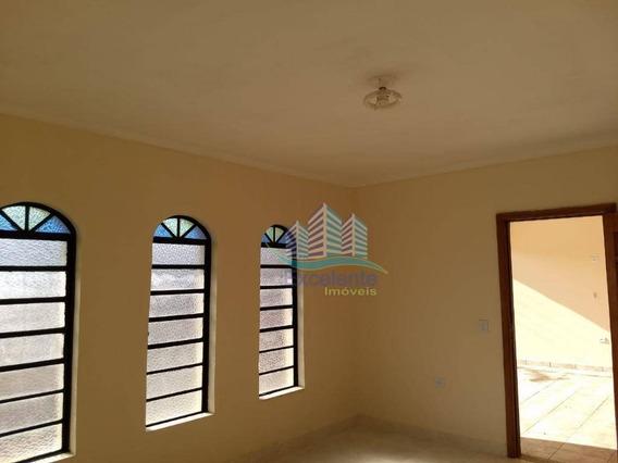 Casa Com 2 Dormitórios, 105 M² À Venda Por R$ 320.000 E Locação R$1.200 - Jardim São Bento - Hortolândia/sp - Ca0624