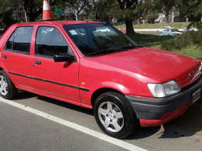 Ford Fiesta Cld 5p 1995 - Juan Manuel Autos