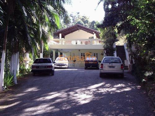 Chácara Para Locação, Jardim Mimas, Embu Das Artes/sp - 534
