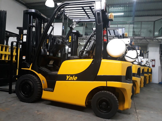 Montacargas Yale 5000 Lb 2014 Usados Toyota Seminuevos