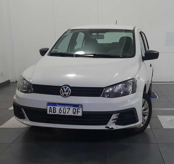 Volkswagen Voyage 1.6 Trenline 2017 Oportunidad Argemotors