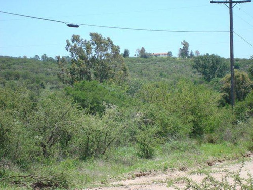 Lote Con Escritura - Financiado 12 Cuotas - Villa Del Dique - Cordoba