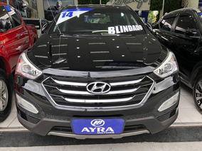 Hyundai Santa Fe 3.3 5l 4wd Aut. 5p Blindado 2014