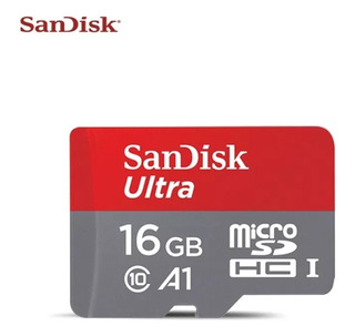 Kit 5 Cartões De Memória Sandisk 16gb