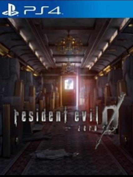 Resident Evil 0 Ps4 1 Ver Descrição