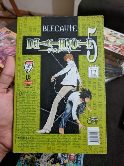 Mangá Death Note Vol 5