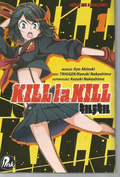 Kill La Kill 01 - Jbc - Bonellihq Cx263 M20