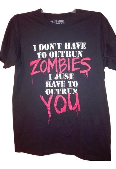 Playera Hot Topic Zombies