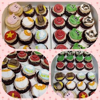 Cupcakes - Cupcakes Decorados - Mesa Dulce - Candy Bar