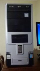 Cpu Intel Pentium 4 2.8ghz, 2,5gb Ram, Win 7 *c/ Garantia