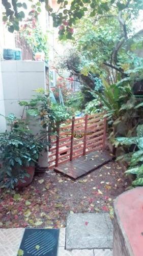 Imagem 1 de 19 de Sobrado Com 4 Dormitórios À Venda, 280 M² Por R$ 1.500.000,00 - Chácara Tatuapé - São Paulo/sp - So1484