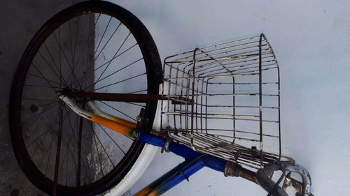 Bicicleta Zamponi De Paseo Mujer