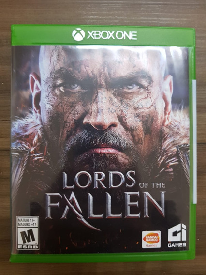 Lords Of The Fallen Xbox One Midia Fisica