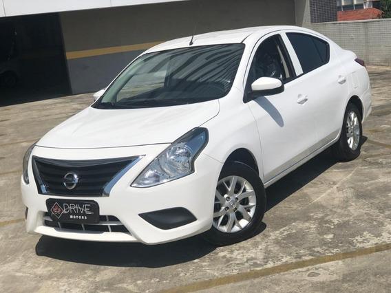 Nissan Versa 1.0 S Flex 5p 2018