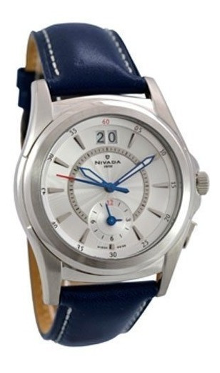 Reloj Nivada Billionaire Ng26331gacbi Hombre Original