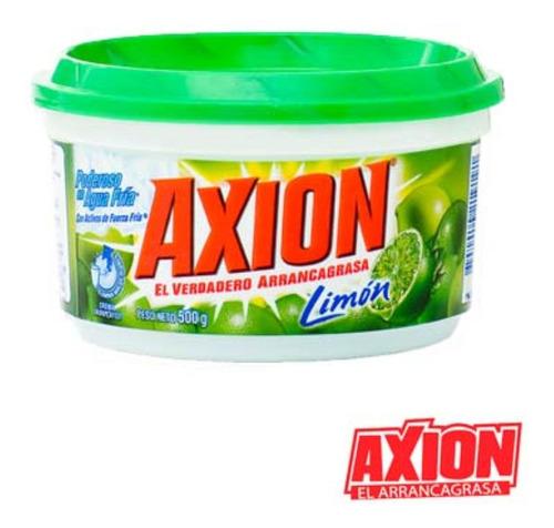 Jabon Lavaplatos Crema Axion *450g - Unidad a $8000