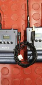 Transmissor Sem Fio Sony Utxb1/urxp1 Lepela Akg Camera 100%