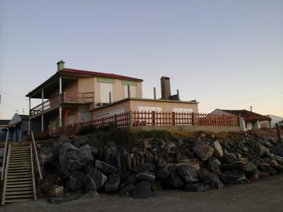 Casa Frente Al Mar En Hermenegildo