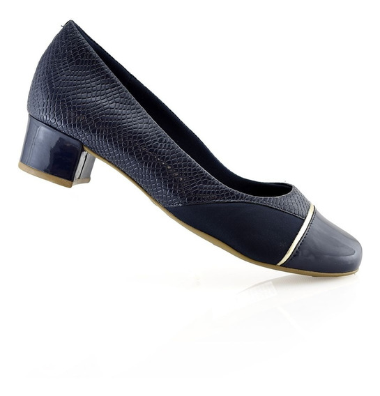 Calzado Mujer Cuero 103121-20 Malu Confort Luminares