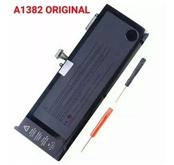Bateria Macbook Apple A1382 Mb985 Mb986 Nova 100% Original