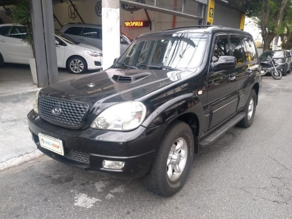 Hyundai Terracan Gl 4x4 2.5 Turbo Diesel Manual