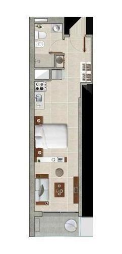 Departamento - Pocitos Monoambiente Premium,  Metros Rambla, Centro De Pocitos